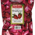 Trader Joe Freeze Dried Strawberries