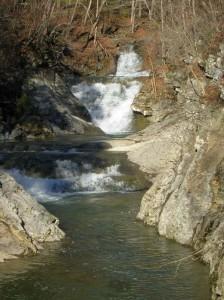 south river falls, Shenandoah national park Virginia