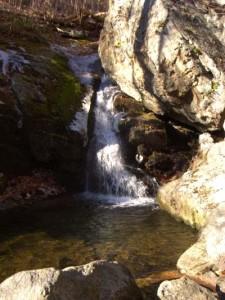 Hazel Creek Falls hike, Shenandoah National Park, Virginia